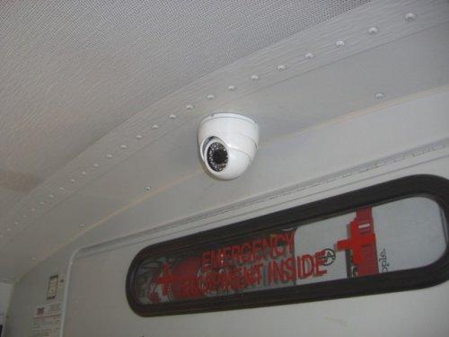 bus video camera OSI04