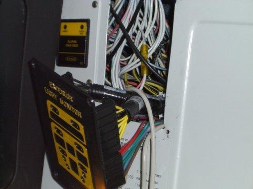 bus video camera OSI114