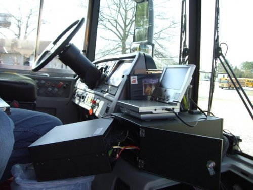 bus video camera OSI121