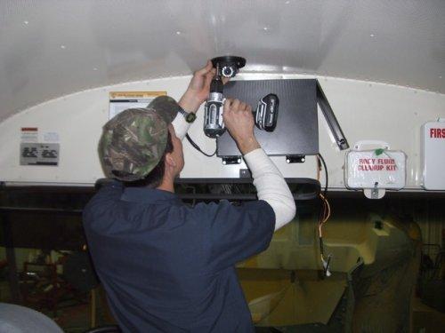 bus video camera OSI128