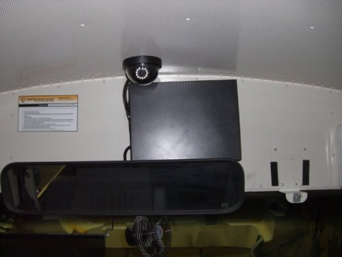 bus video camera OSI133