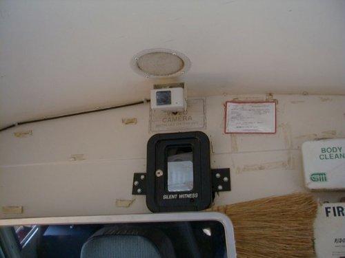 bus video camera OSI161