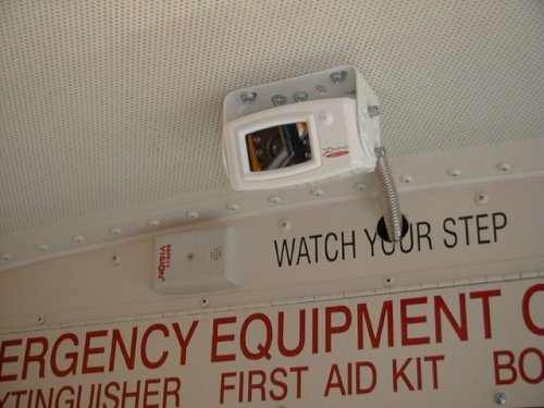 bus video camera OSI163