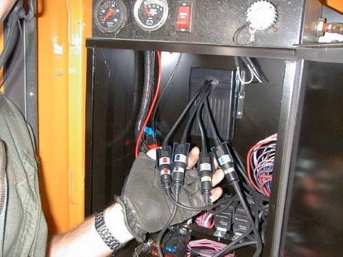 bus video camera OSI188