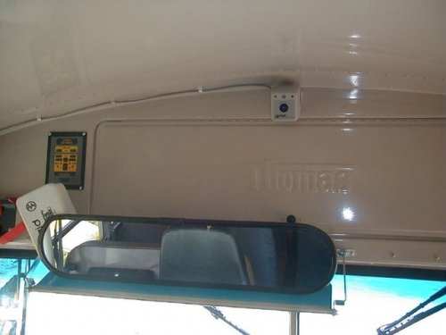 bus video camera OSI197