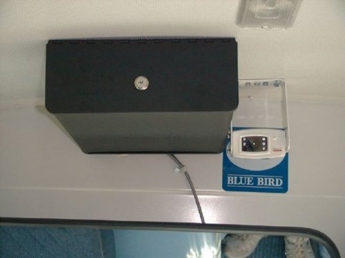 bus video camera OSI206