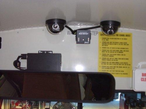 bus video camera OSI243