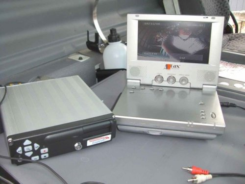 bus video camera OSI257