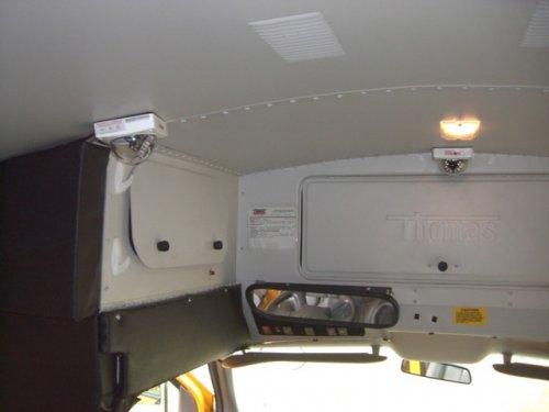 bus video camera OSI30