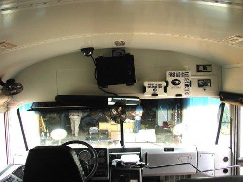 bus video camera OSI58