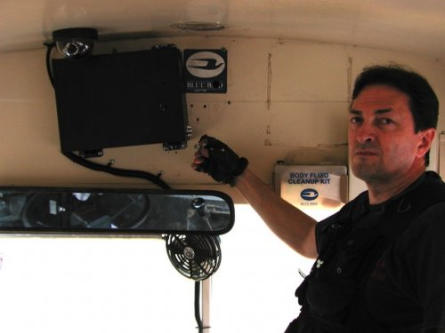 bus video camera OSI63