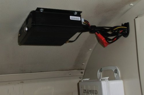 bus video camera OSI73