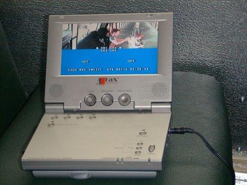 bus video camera OSI86