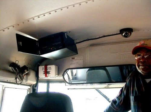 bus video camera OSI82