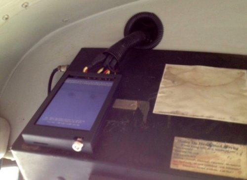 school bus safety camera surveillance security system radio mount