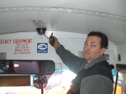 School Bus Camera WNTD07