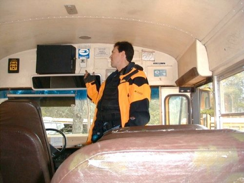 School Bus Camera WNTD19