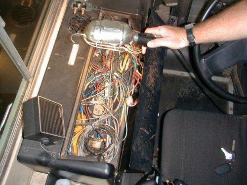 School Bus Camera WNTD30