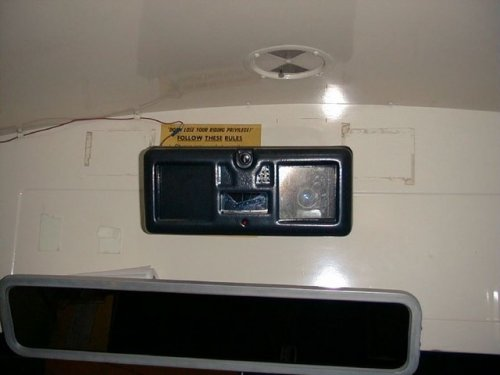 School Bus Camera WNTD32